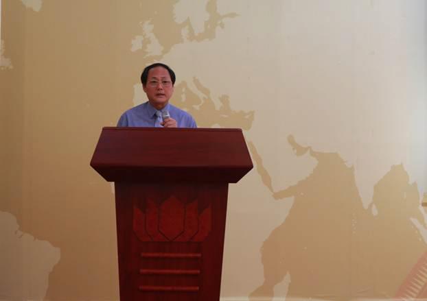 Ông Cao Văn Hà, Giám đốc Sở Xây dựng Bắc Ninh chia sẻ về thách thức và đề xuất con đường vượt qua thách thức trong việc xây dựng công trình xanh.