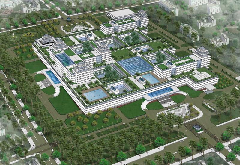 Tổ hợp Bệnh viện Quốc tế HDI, Đà Nẵng