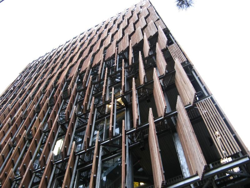 Tòa nhà Hội đồng mới (CH2) thành phố Melbourne, Australia