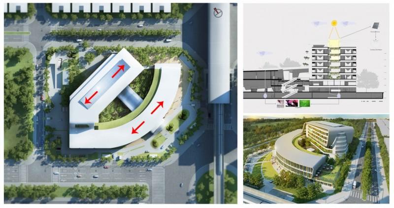 Giải pháp sử dụng hiệu quả năng lượng trong thiết kế kiến trúc