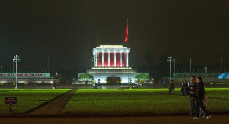 Khu lưu niệm Chủ tịch Hồ Chí Minh tại Phủ Chủ tịch - Di tích lịch sử