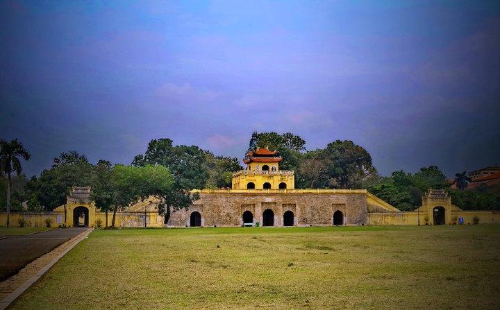 Khu trung tâm Hoàng Thành Thăng Long - Di tích lịch sử và khảo cổ
