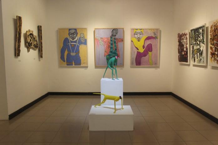 Tác phẩm của Artist Thái Nhật Minh