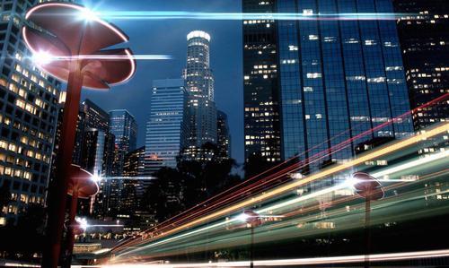Đèn đường năng lượng mặt trời cho thành phố thông minh
