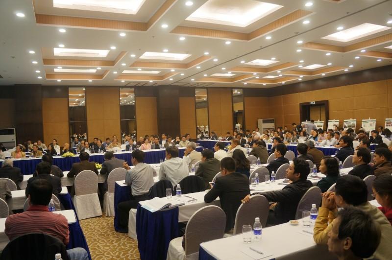 Hội thảo Hành nghề Kiến trúc và Hội nhập quốc tế