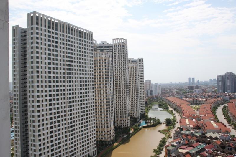 Chung cư Mulberry Lane - Đơn vị Thiết kế: Công ty TNHH Kiến trúc Quy hoạch Công trình RSP (Singapore) - Công trình đạt Giải hội đồng tại Giải Kiến trúc quốc gia năm 2014 (Ảnh: internet)