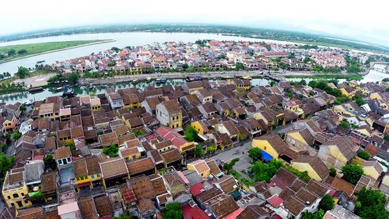 Không gian đặc trưng đô thị cổ Hội An, Quảng Nam
