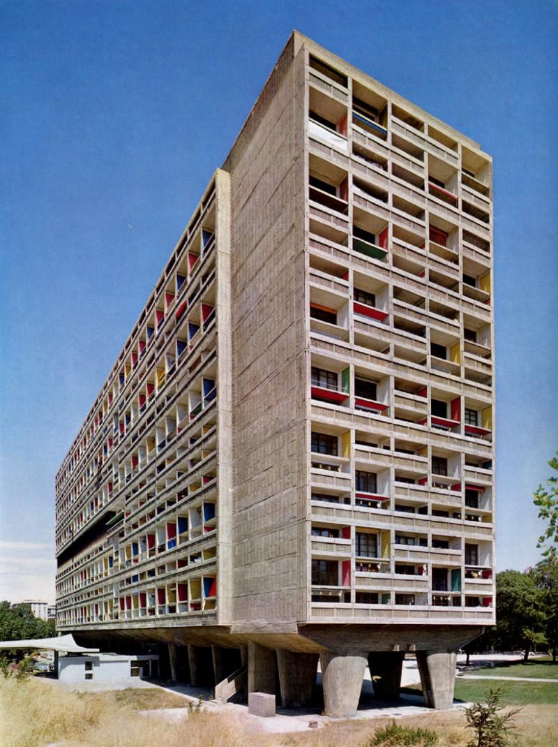 Tối ưu hóa thiết kế những năm 1930 tại Pháp của Le Corbusier