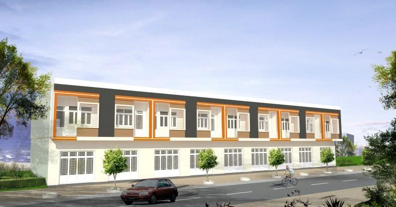 Dự án nhà ở xã hội Long An
