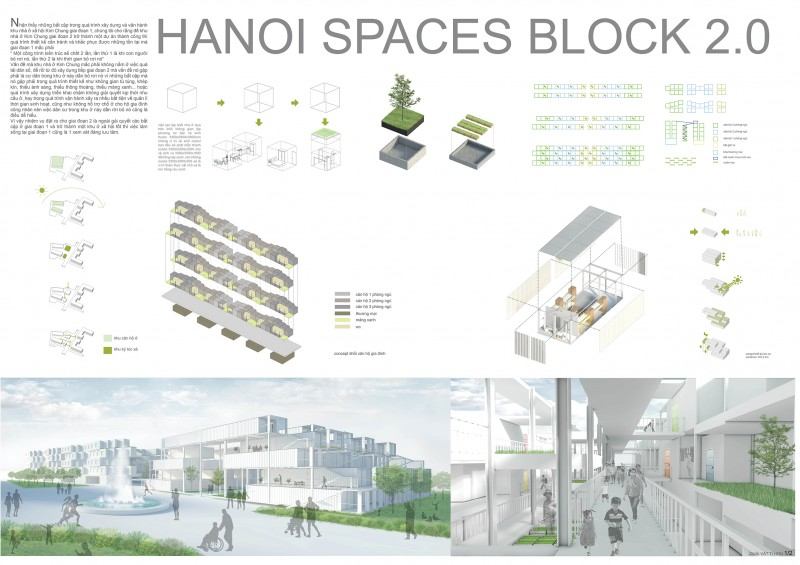 001 layout soccial house