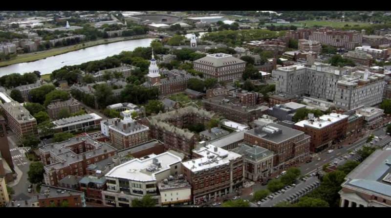 Toàn cảnh ĐH Harvard
